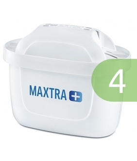 Filtry Maxtra Plus (4ks) - recyklace ano
