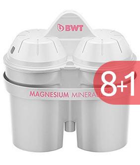 Filtry Magnesium (8+1ks)