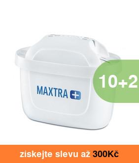 Filtry Maxtra Plus (10+2ks) - recyklace ano