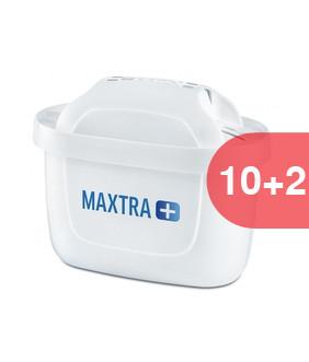Filtry Maxtra Plus (10+2ks) - recyklace ne