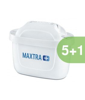 Filtry Maxtra Plus (5+1ks) - recyklace ano