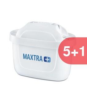 Filtry Maxtra Plus (5+1ks) - recyklace ne