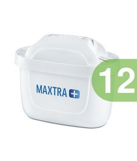 Filtry Maxtra Plus 12ks
